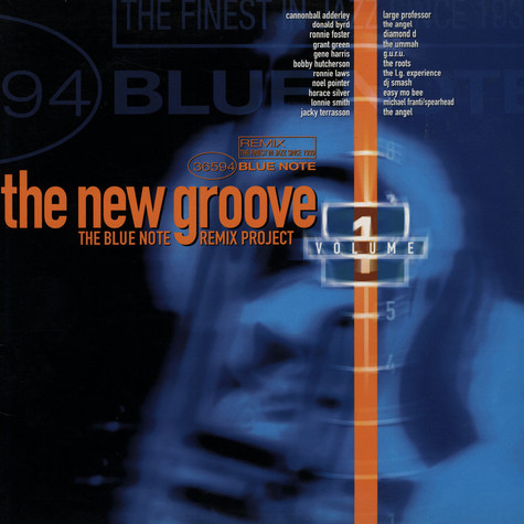 V.A. - The New Groove (The Blue Note Remix Project Volume 1)