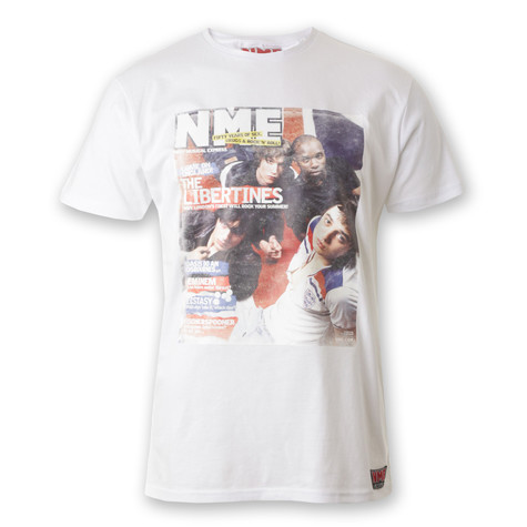 Libertines, The - NME Icons T-Shirt