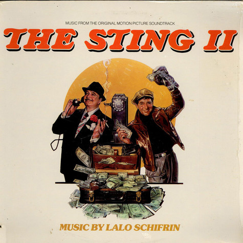 Lalo Schifrin - OST The Sting II
