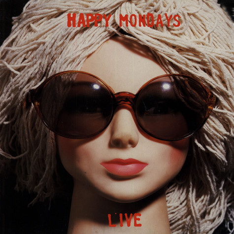 Happy Mondays - Live