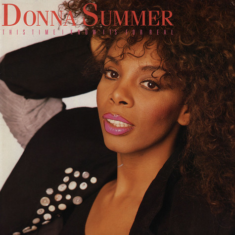 Donna Summer - This Time I Knw It's For Real
