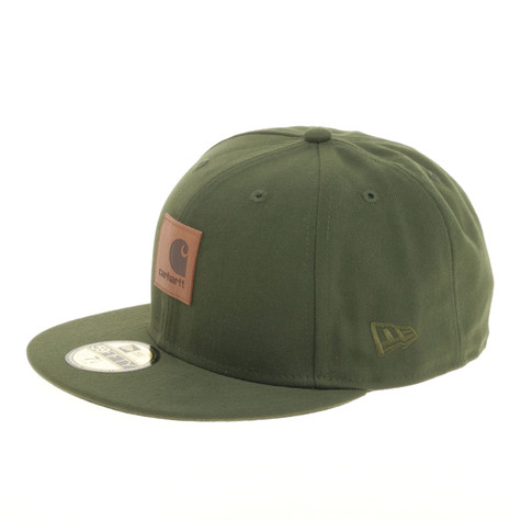 Carhartt WIP - Logo New Era Fitted Cap