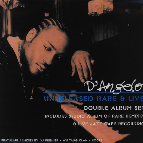 D'Angelo - Unreleased Rare & Live