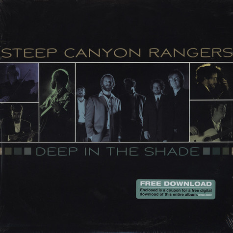 Steep Canyon Rangers - Deep In The Shade