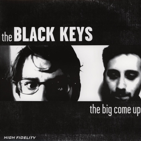 Black Keys, The - The Big Come Up Swirl Colored Vinyl