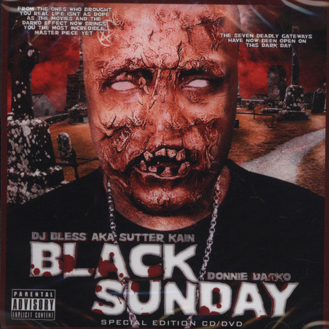DJ Bless a.k.a Sutter Kain - Black Sunday