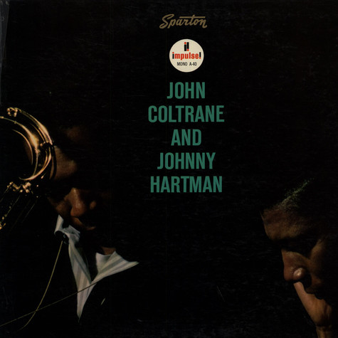 John Coltrane & Johnny Hartman - John Coltrane & Johnny Hartman