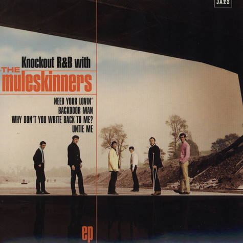 Muleskinners, The - Knock-out R&B With The Mulskinners