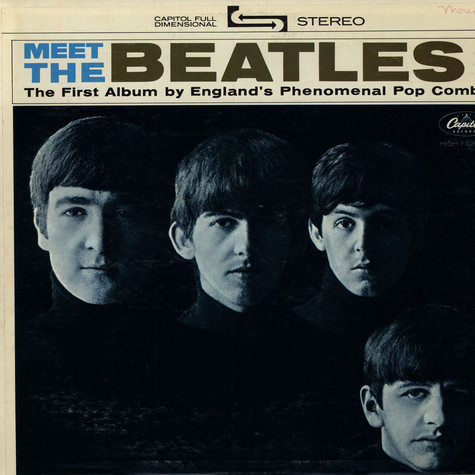 Beatles, The - Meet The Beatles!