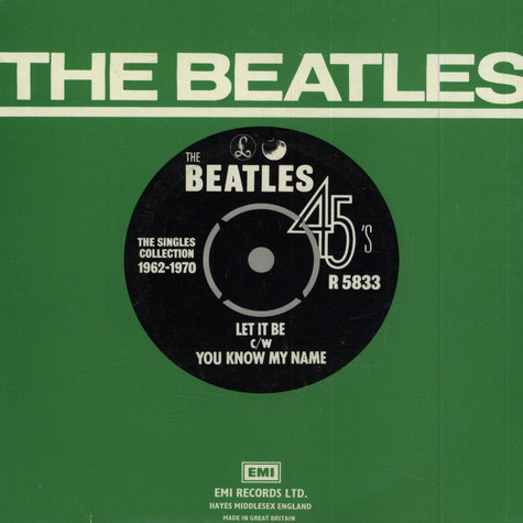 Beatles, The - Let It Be