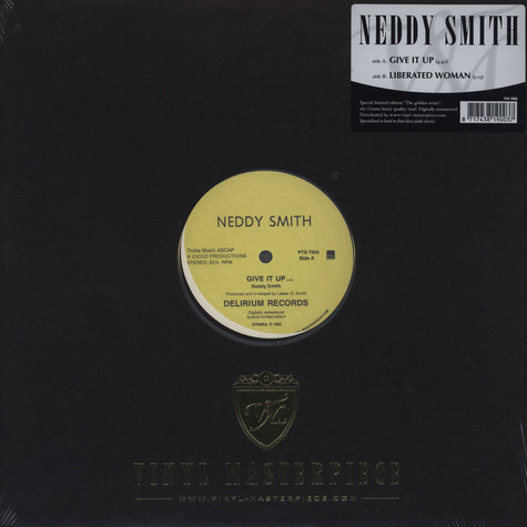 Neddy Smith - Give It Up