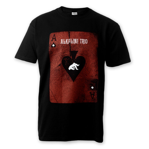 Alkaline Trio - Ace of Hearts T-Shirt