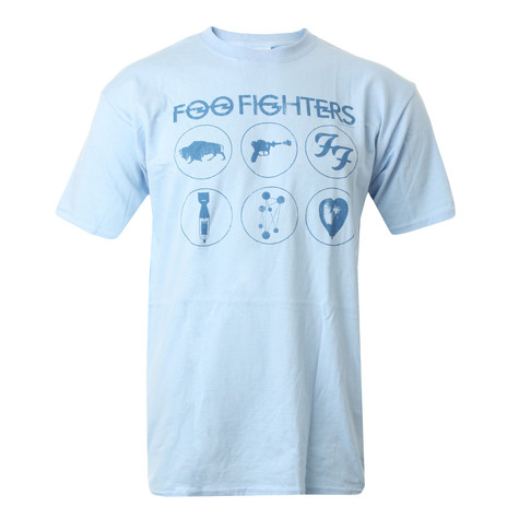 Foo Fighters - Album Collection T-Shirt