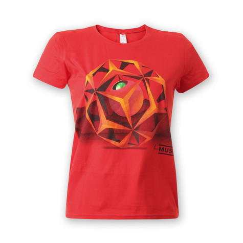 Muse - Red Hex T-Shirt