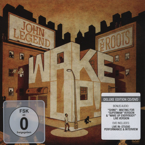 John Legend & The Roots - Wake Up! Deluxe Edition