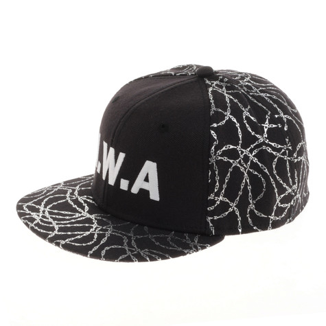 NWA - With Attitude Legends Cap