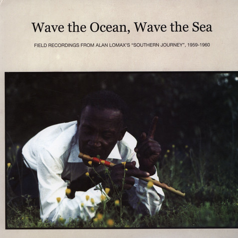V.A. - Wave The Ocean, Wave The Sea