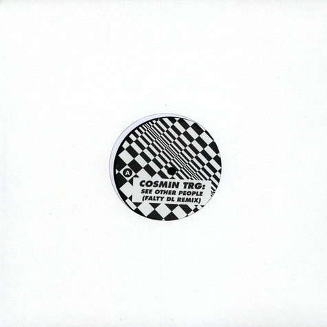 Cosmin Trg / Falty DL - See Other People / St. Marks Remixes