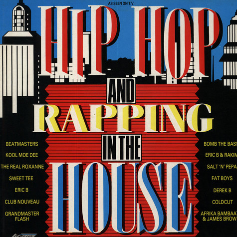 V.A. - Hip Hop And Rapping In The House