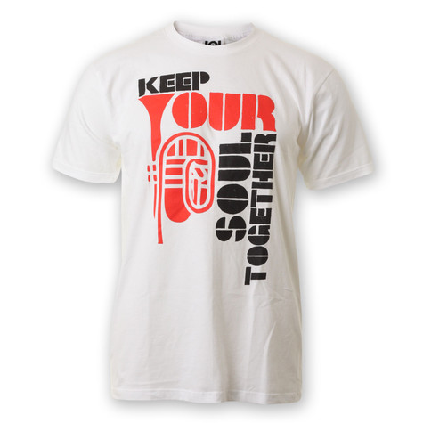 101 Apparel - Keep Your Soul Together T-Shirt