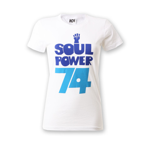 101 Apparel - Soul Power Women T-Shirt