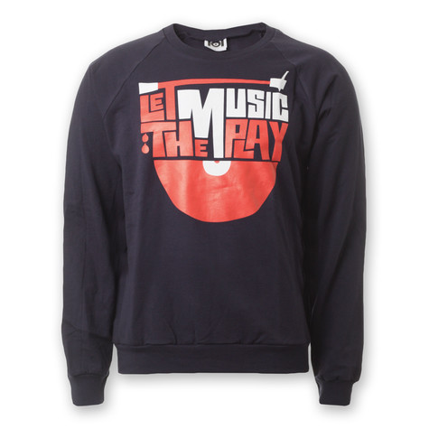101 Apparel - Let The Music Play Sweater
