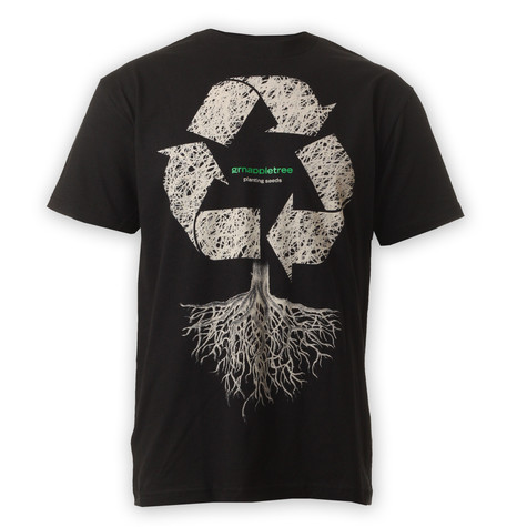 GRN Apple Tree - Recycle Seeds T-Shirt