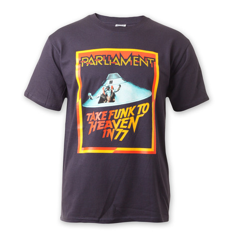 Parliament - Take Funk To Heaven In 77 T-Shirt