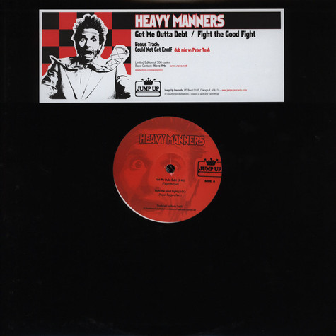 Heavy Manners - Get Me