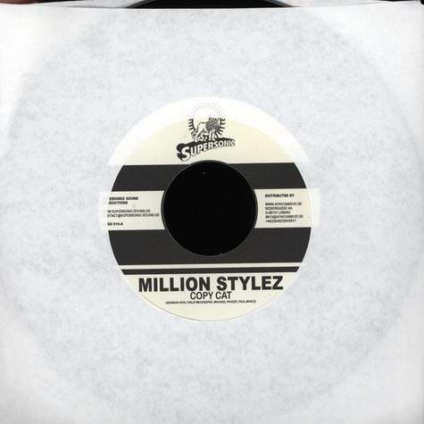 Million Stylez / Degree - Copy Cat / Gallis