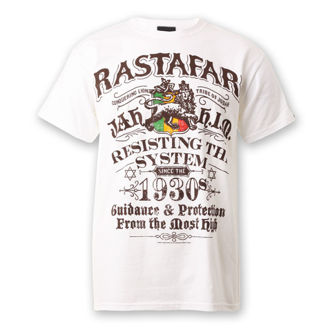 Zion Rootswear - Resisting T-Shirt