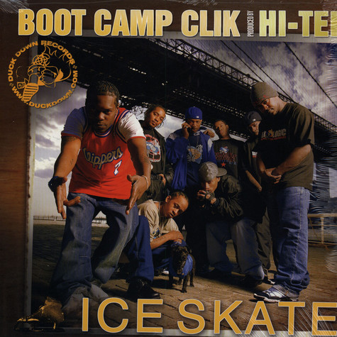 Boot Camp Clik - Ice Skate