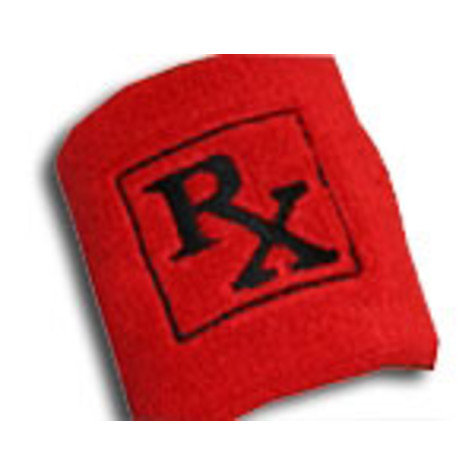 Queens Of The Stone Age - RX Sweatband