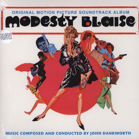 John Dankworth - OST - Modesty Blaise