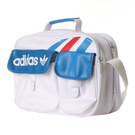 adidas - 3 Stripe Airliner Bag