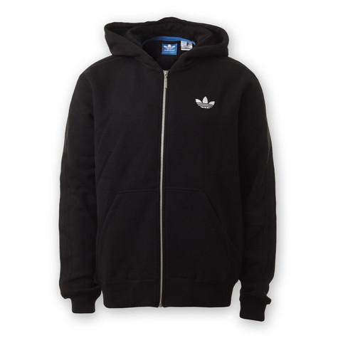 adidas - Sport Hooded Flock Track Top