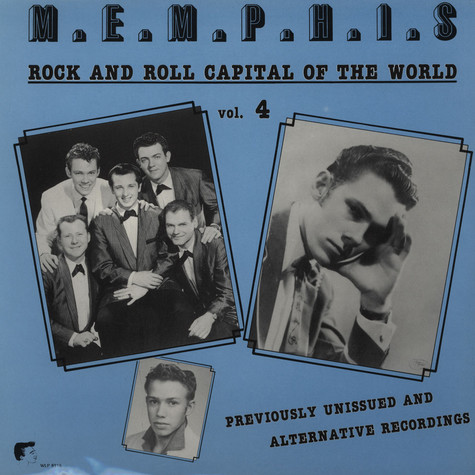 V.A. - Memphis, Rock And Roll Capital Of The World Vol. 43