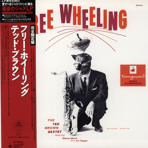 Ted Brown Sextet, The - Free Wheeling