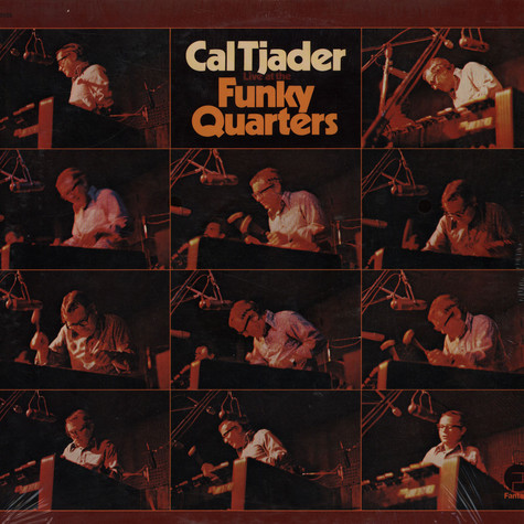 Cal Tjader - Live At The Funky Quarters