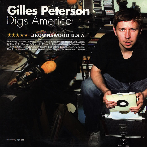 Gilles Peterson - Digs America Volume 1