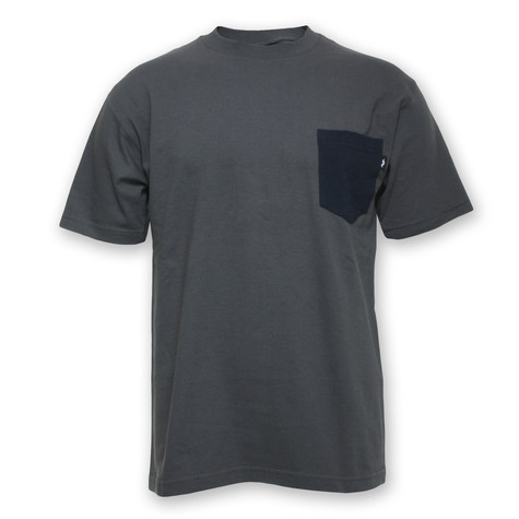 The Quiet Life - Contrast Pocket T-Shirt