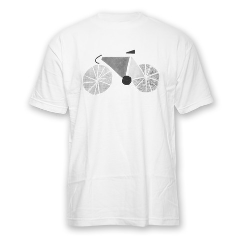 The Quiet Life x Ryan Rhodes - Bicycle T-Shirt
