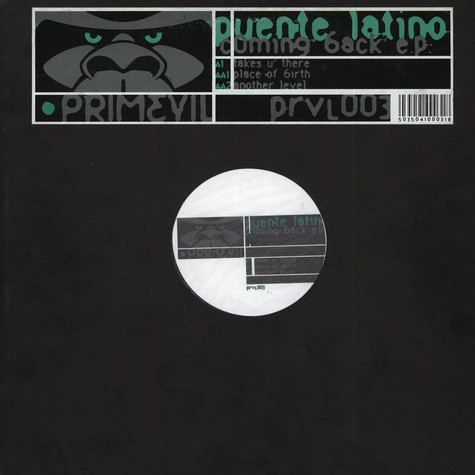Puente Latino - Coming Back EP