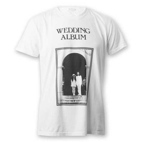 2K By Gingham x Yoko Ono - Wedding Album T-Shirt