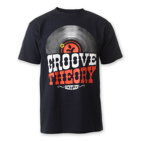 Acrylick - Groove Theory T-Shirt