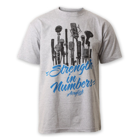 Acrylick - Strength In Numbers T-Shirt
