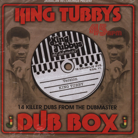King Tubby - King Tubbys Dub Box