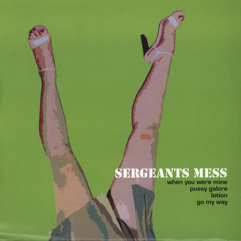 Sergeants Mess - 4-Song EP