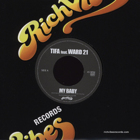 Tifa - My Baby feat. Ward 21
