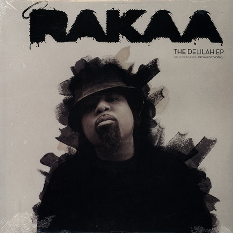 Rakaa of Dilated Peoples - The Delilah EP